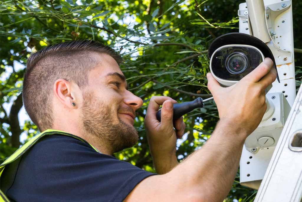 CCTV Installers Reading - Home Domestic And Commercial | Lantec Security