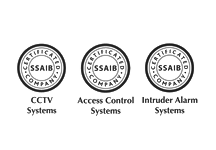 SSAIB Certified Provider