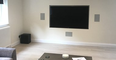 Home Cinema Systems Buckinghamshire - Lantec Security