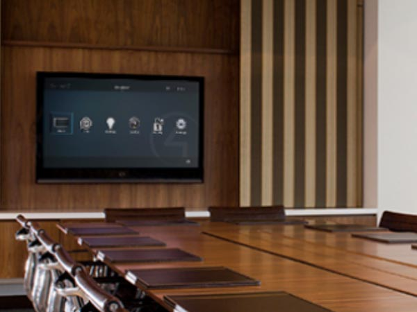 A Smart Boardroom With Control 4 - Lantec Security