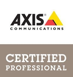 Axis Communications Certified Installer - Lantec Security