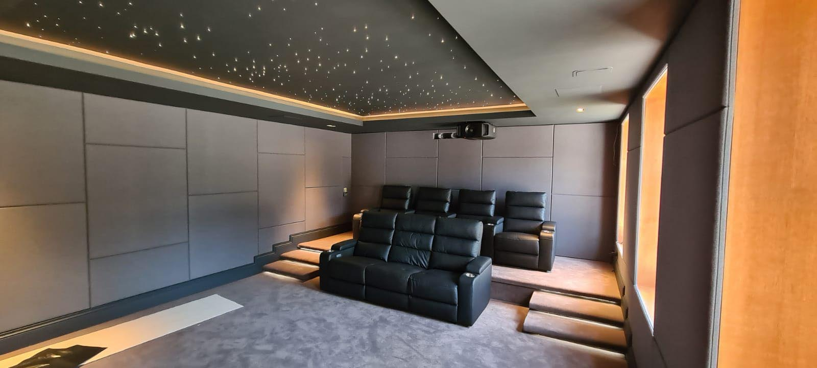 Home Cinema Installations Reading - Lantec Security