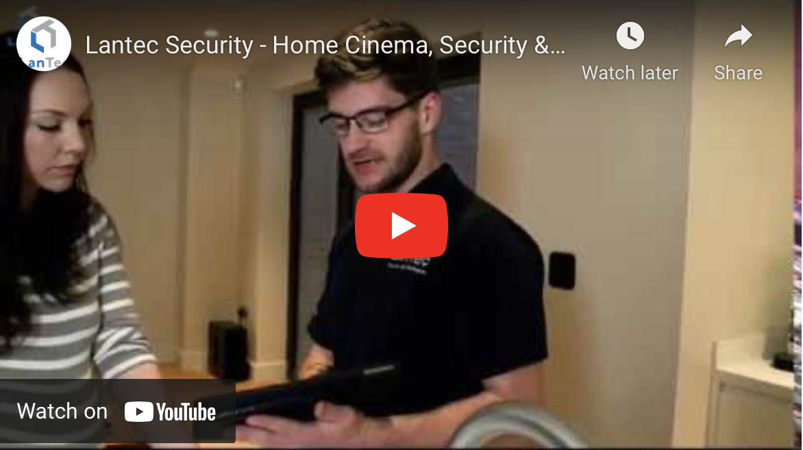 Security Installers Reading | Lantec Security